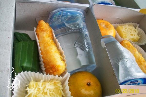 Pesan Paket Makanan Nasi Box Original kirim ke Panaragan BOGOR