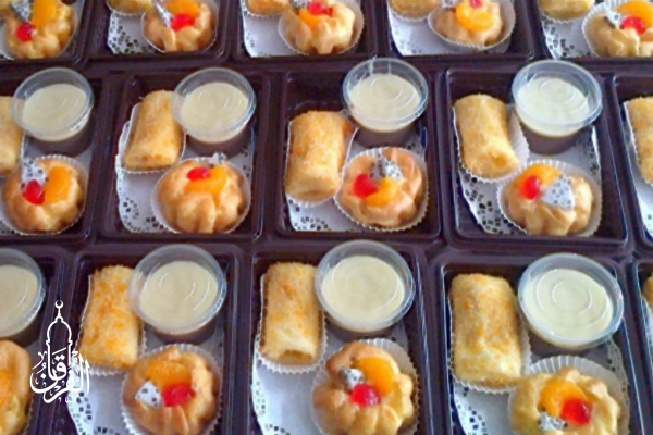 Penyedia Paket Masakan Nasi Kuning Ekonomis kirim ke Gudang BOGOR